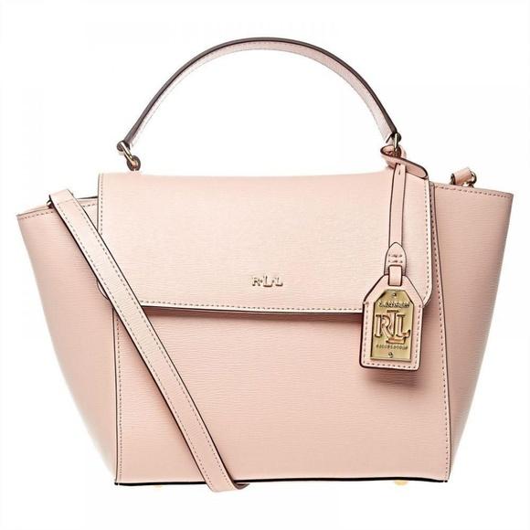 4c8772a2a1e7 Lauren Ralph Lauren Newbury Barclay Crossbody Bag